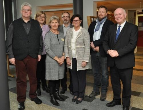 Eröffnung des neuen Hospizbüros in Dingolfing