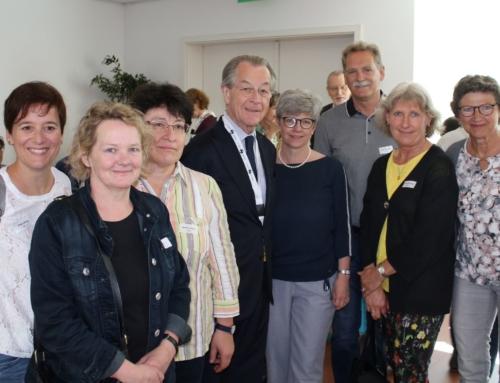 Teilnahme am 9. Hospiz- und Palliativtag in Landshut