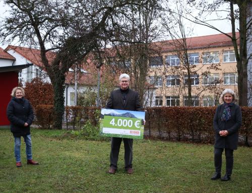 Energie Südbayern spendet an die Hospizgruppe Dingolfing-Landau e.V.